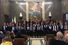 Chorreise nach Perugia (Italien)