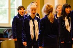 """Internationales Kinderchorfestival """"Georg Friedrich Händel""""  Halle (Saale) - Foto: Anne Hornemann"""