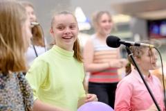 Offenes Singen zum Kindertag 2021 - Foto: Stephan Röhl