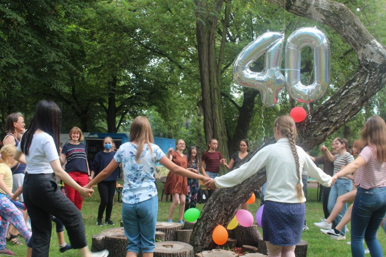 Wir werden 40!!!